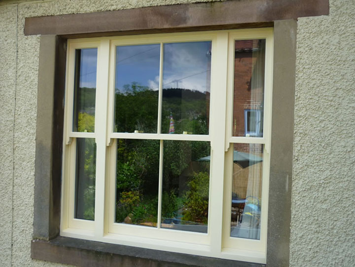 sash UPVC windows Tamworth